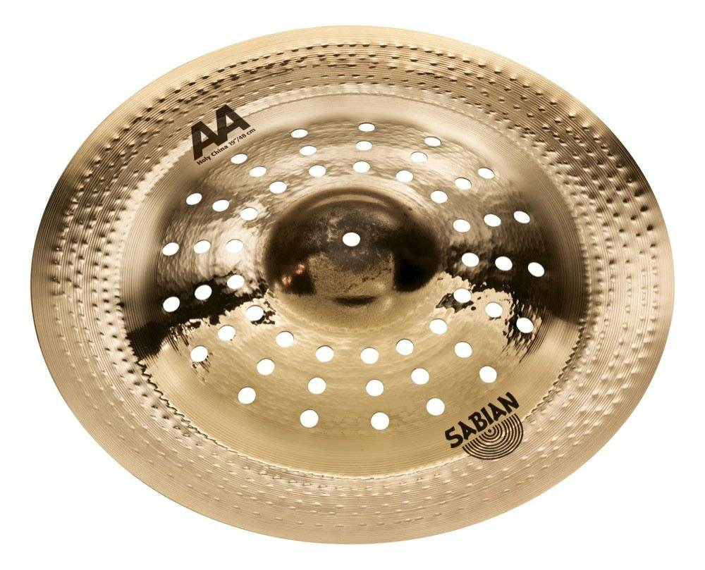 "Sabian Sabian 19"" AA Holy China Cymbal"