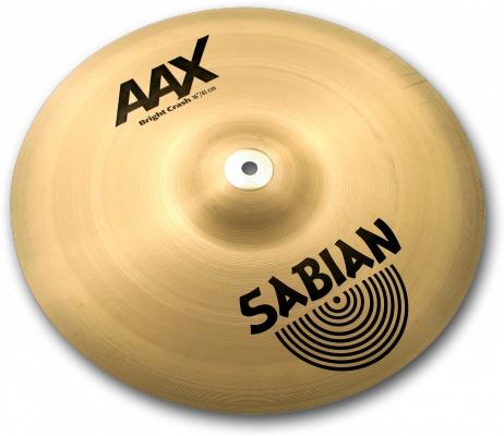 """Sabian Sabian 16"""" AAX Bright Crash"""