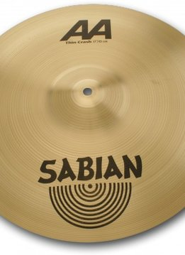 "Sabian Sabian 16"" AA Thin Crash"