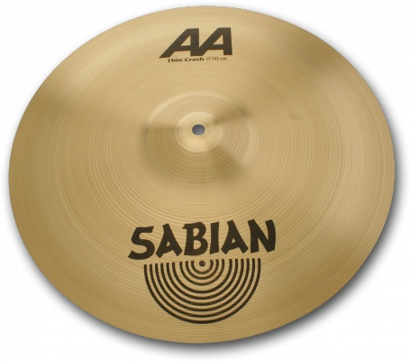 "Sabian Sabian 16"" AA Thin Crash"