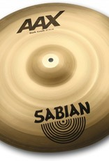 "Sabian Sabian 16"" AAX Dark Crash"