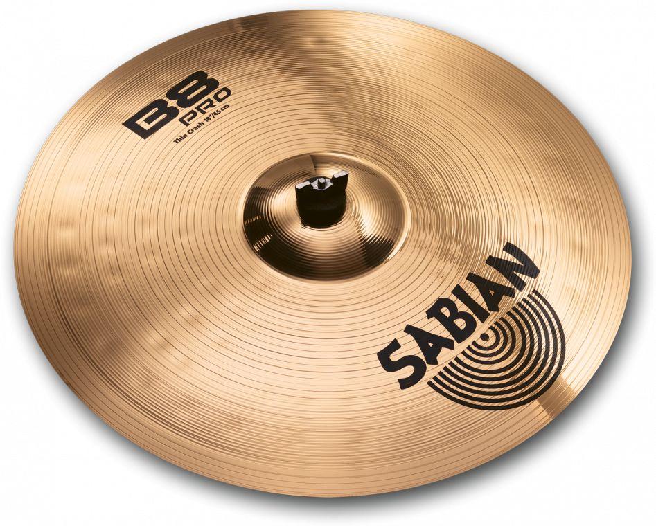 """Sabian Sabian 16"""" B8 Pro Thin Crash"""