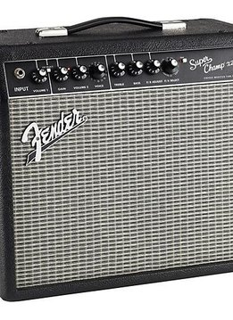 Fender Fender Super Champ™ x2, 120V