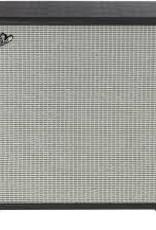 Fender Fender Bassman® 115 Neo Bass Speaker Cabinet, Black/Silver