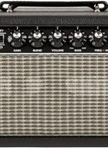 Fender Fender Bassman® 500 Bass Head, Black/Silver