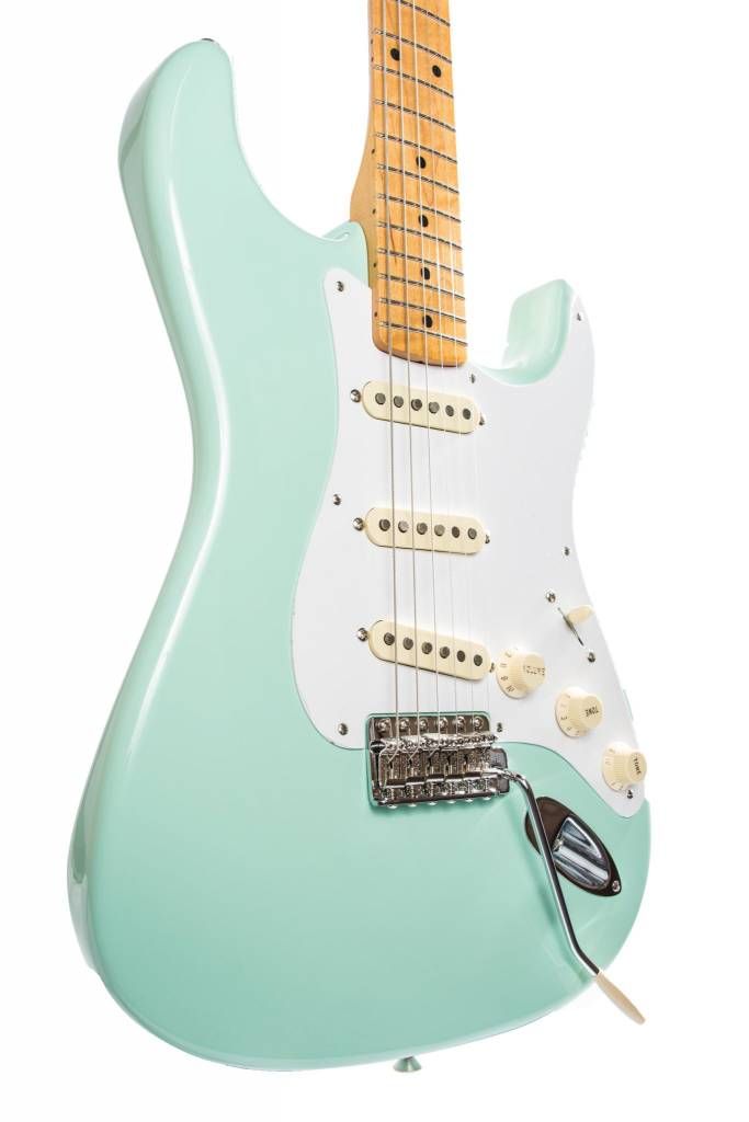 Fender Fender Classic Series '50s Stratocaster®, Maple Fingerboard, Surf Green