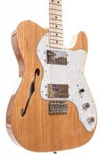 Fender Fender Classic Series '72 Telecaster® Thinline, Maple Fingerboard, Natural