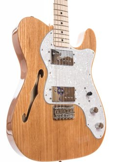 Fender Fender Classic Series '72 Telecaster® Thinline, Maple Fingerboard, Natural