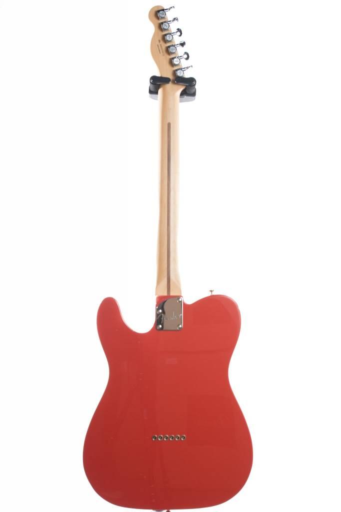 Fender Fender Deluxe Nashville Tele, Rosewood Fingerboard, Fiesta Red