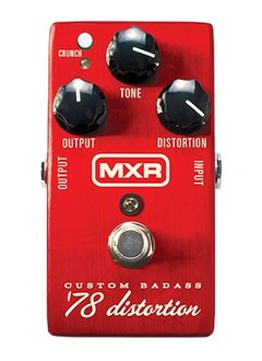 MXR MXR M78 Custom '78 Distortion Pedal