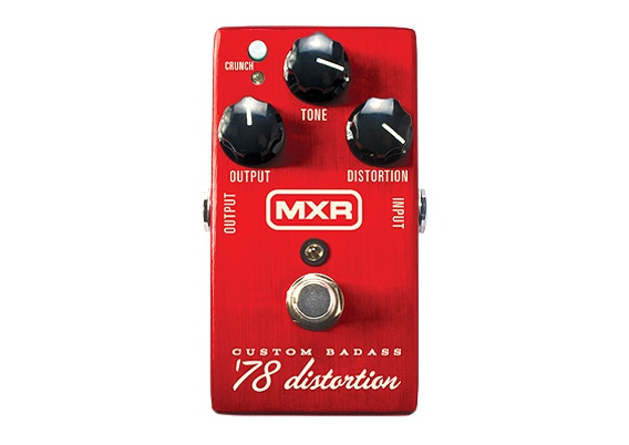 MXR MXR M78 Custom '78 Distortion Pedal
