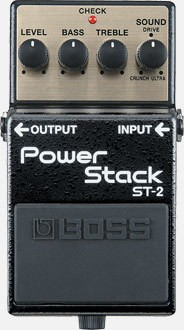 Boss BOSS ST-2 Power Stack Pedal