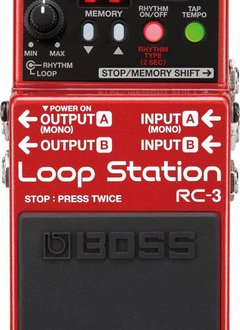 Boss BOSS RC-3 Loop Station Pedal