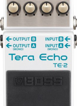 Boss BOSS TE-2 Tera Echo Effect Pedal
