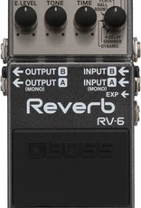 BOSS BOSS RV-6 Reverb Pedal