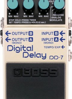 Boss BOSS DD-7 Digital Delay Pedal