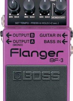 Boss BOSS BF-3 Flanger Pedal