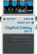 BOSS BOSS DD-3 Digital Delay Pedal