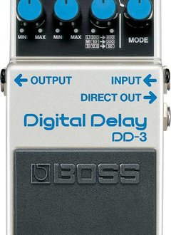 Boss BOSS DD-3 Digital Delay Pedal