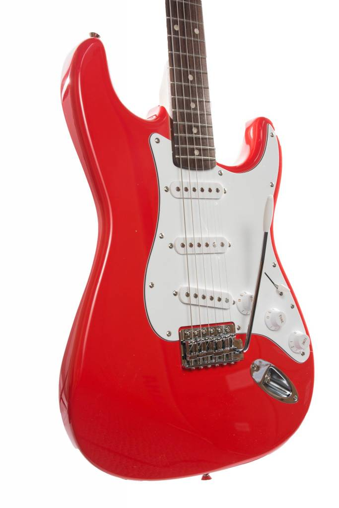 Squier Squier Affinity Series™ Stratocaster®, Rosewood Fingerboard, Race Red