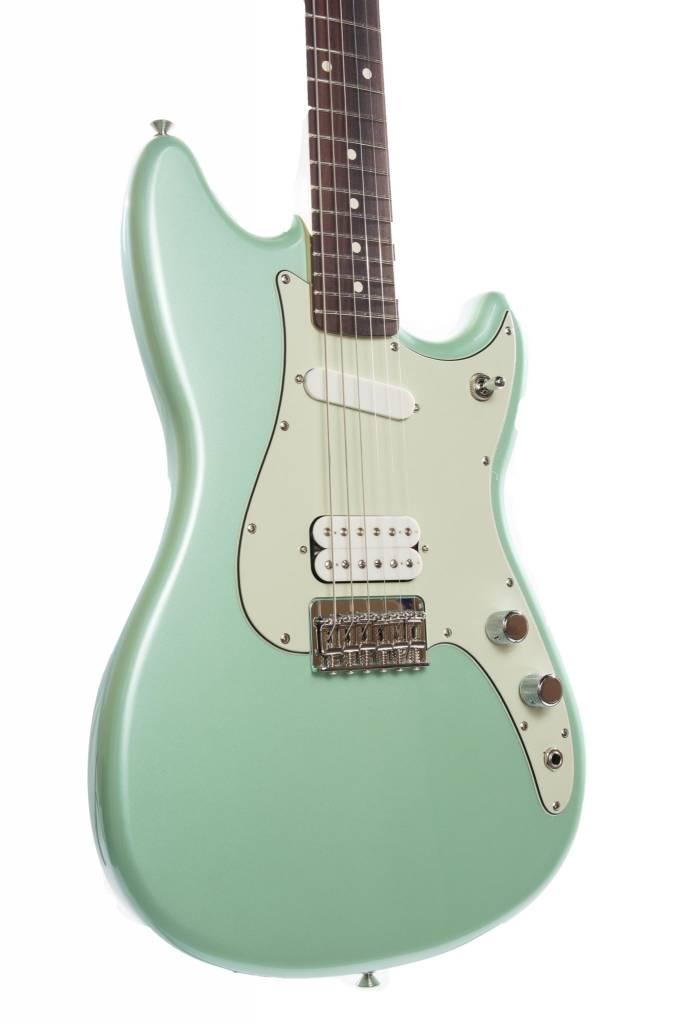 Fender Fender Duo-Sonic HS, Rosewood Fingerboard, Surf Green