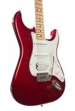 Fender Fender Standard Stratocaster®, Maple Fingerboard, Candy Apple Red