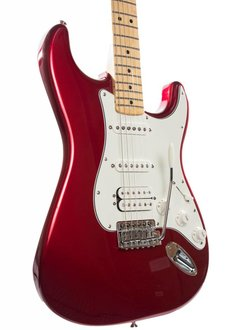 Fender Fender Standard Stratocaster®, Maple Fingerboard, Candy Apple Red