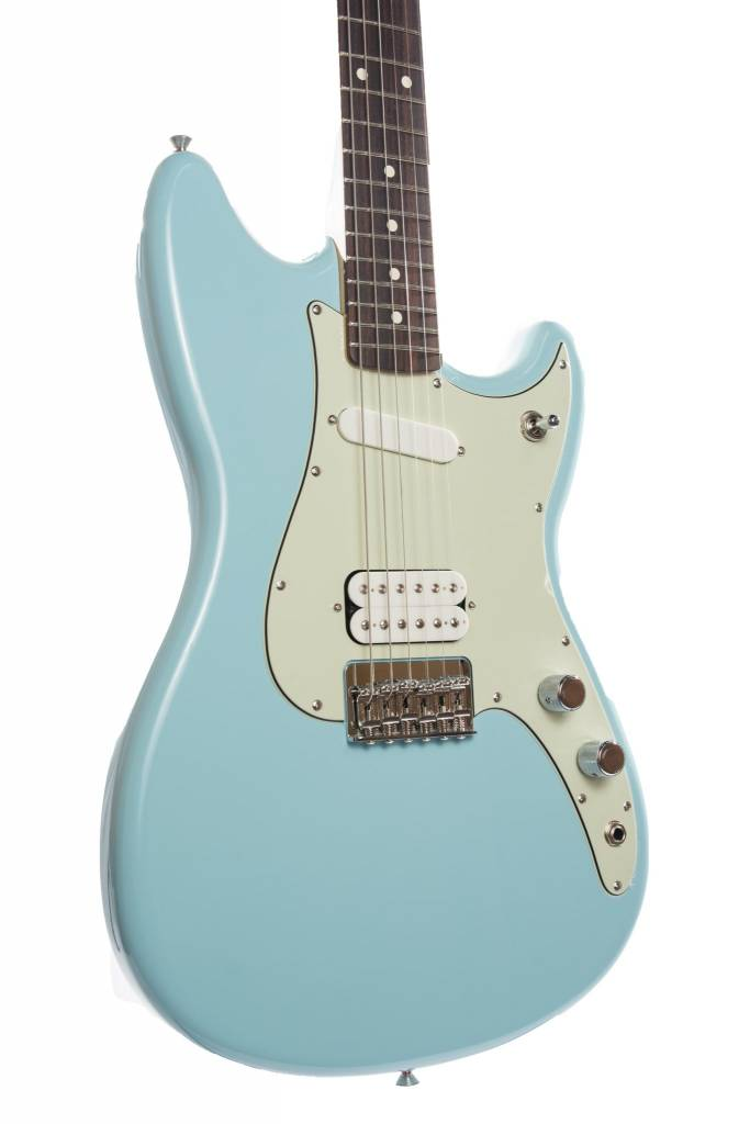 Fender Fender Duo-Sonic HS, Rosewood Fingerboard, Daphne Blue