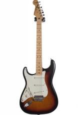 Fender Fender Standard Stratocaster® Left-Handed, Maple Fingerboard, Brown Sunburst