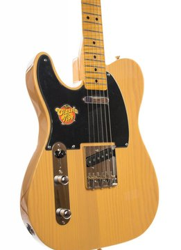 Squier Squier Classic Vibe Telecaster® '50s Left-Handed, Maple Fingerboard, Butterscotch Blonde