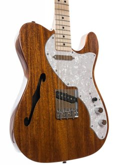 Squier Squier Classic Vibe Telecaster®  Thinline, Maple Fingerboard, Natural