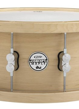 "PDP PDP Concept Series Wood Hoop Maple Snare - 5.5""x14"""