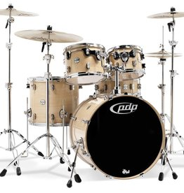 PDP PDP Concept Maple 5 Piece Shell Pack - Natural Lacquer