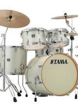 Tama Tama Superstar Classic 5 Piece Shell Pack - Satin Arctic Pearl