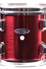 Percussion Plus Percussion Plus 5 Piece Drumset Complete - Brushed Red