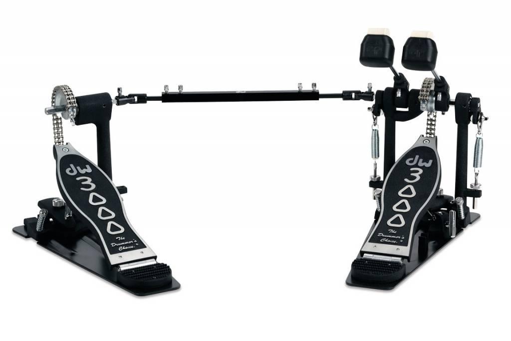 DW DW 3002 Double Kick Pedal