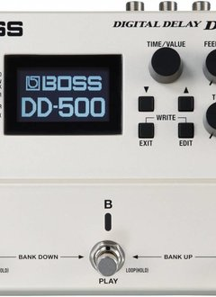 Boss BOSS DD-500 Digital Delay Pedal