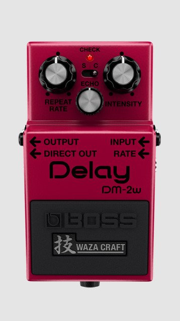 Boss BOSS DM-2W Waza Craft Analog Delay Pedal