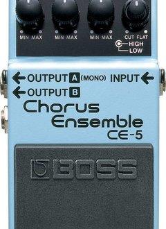 Boss BOSS CE-5 Chorus Ensemble Pedal