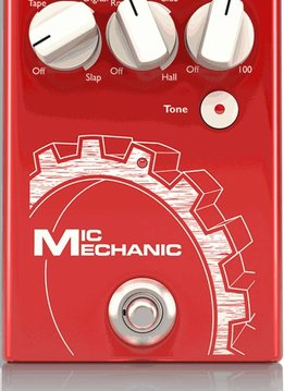 TC Electronics TC Electronics VoiceTone Mic Mechanic Pedal