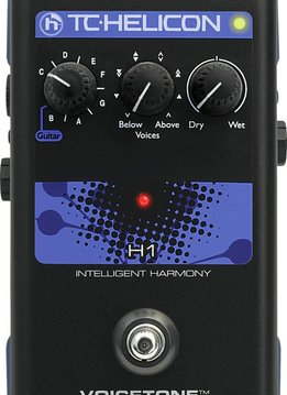TC Electronics TC Helicon Voicetone H1