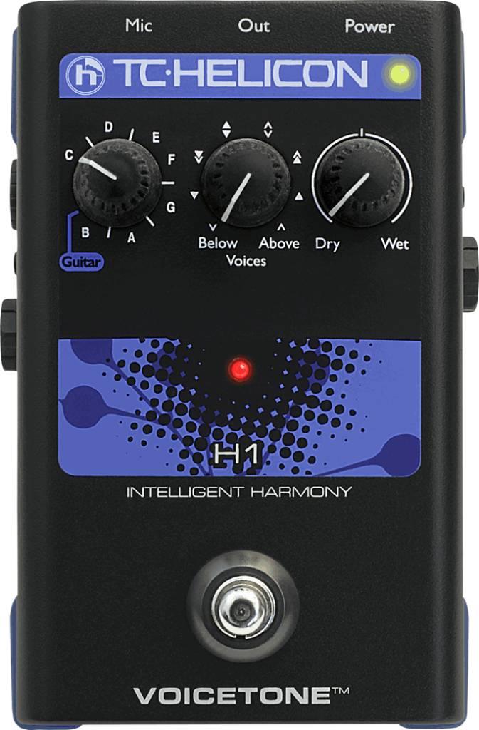TC Electronics TC Helicon Voicetone H1