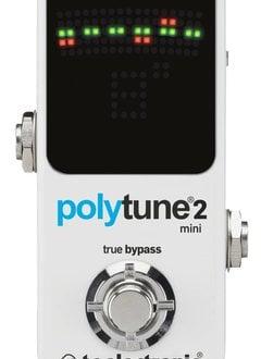 TC Electronics TC PolyTune 2 Mini
