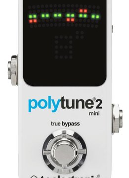 TC Electronics TC PolyTune 2 Mini