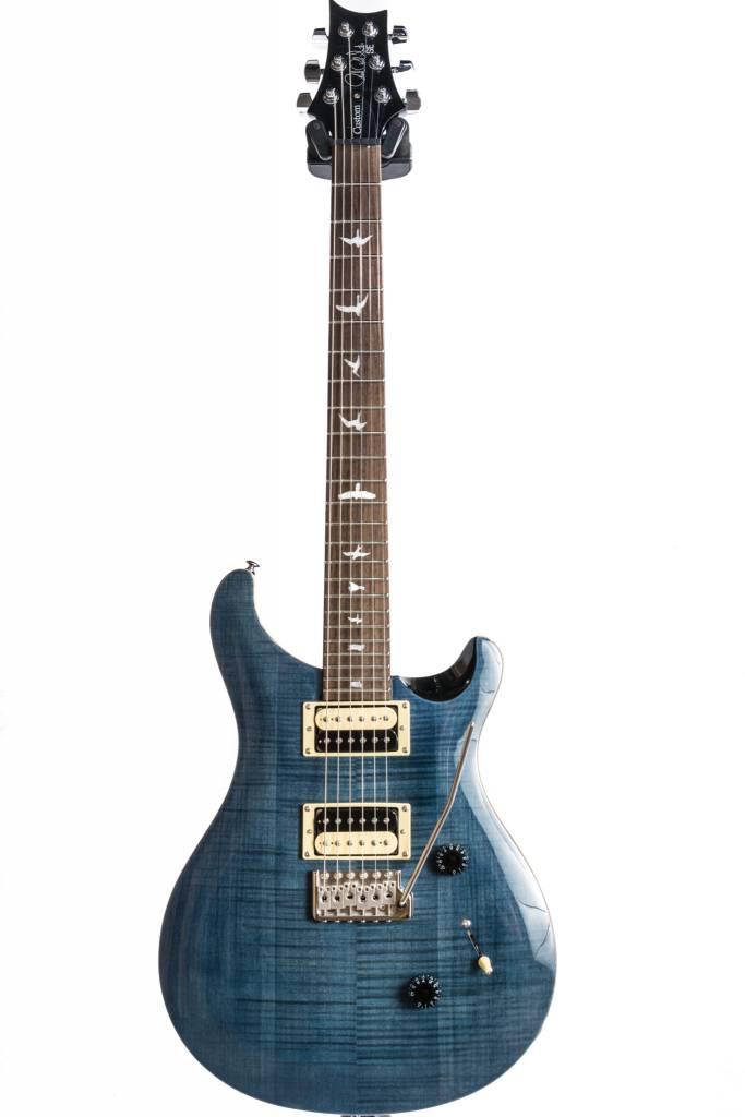 PRS PRS SE Custom 24, Whale Blue
