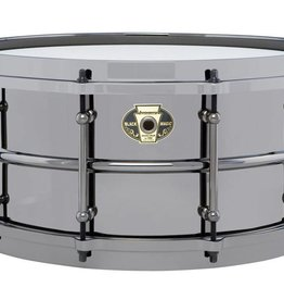 "Ludwig Ludwig Black Magic Snare Drum - 6.5""x14"""