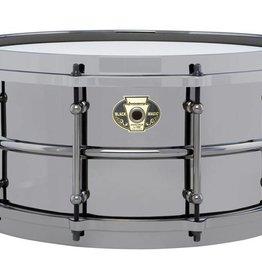 "Ludwig Ludwig Black Magic Snare Drum - 6.5""x14"""
