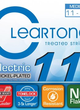 Cleartone Cleartone Electric Strings .011-.052 Medium
