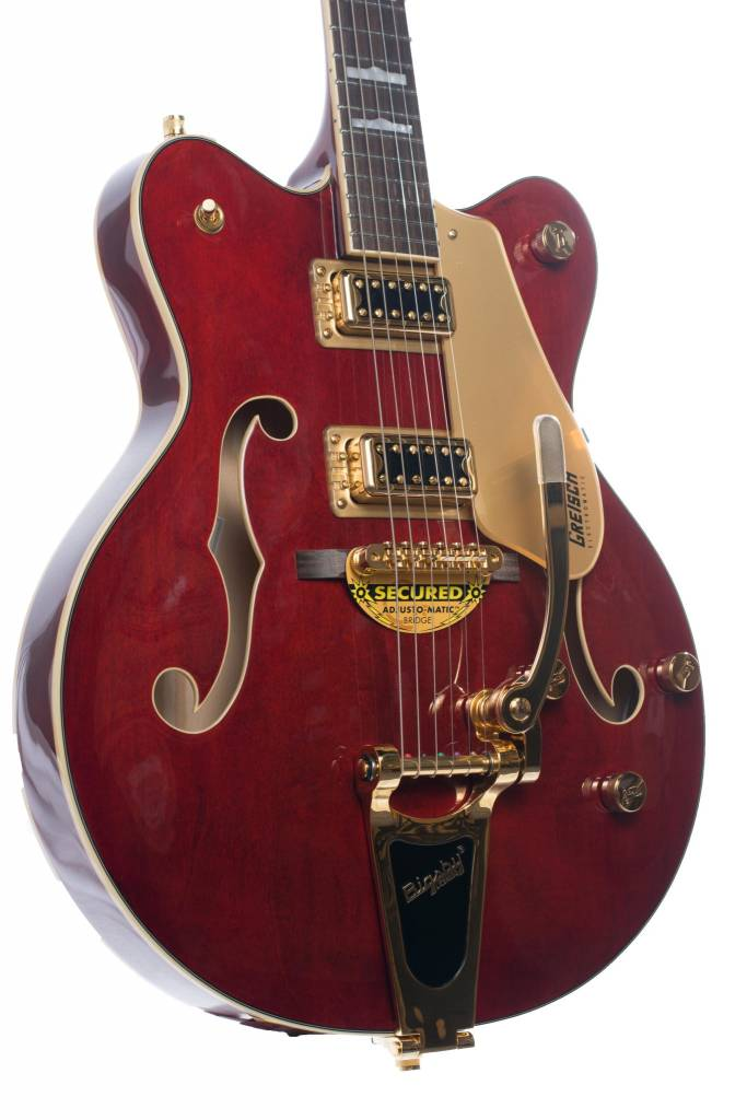 Gretsch Gretsch G5422TG Electromatic® Hollow Body with Bigsby®, Walnut Stain