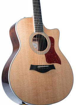 Taylor Taylor 416ce-R Grand Symphony Acoustic Guitar w/ ES2, Rosewood Back/Sides